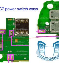nokia c7 power soutch ways solution [ 1080 x 768 Pixel ]