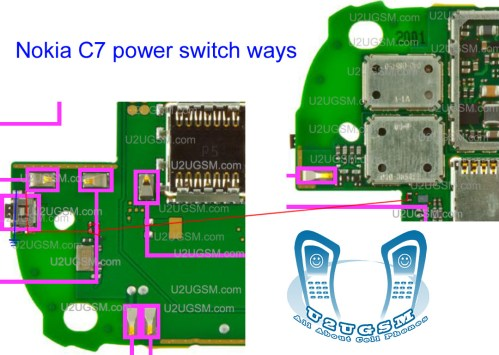 small resolution of nokia c7 power soutch ways solution