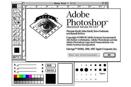 Adobe rilascia i sorgenti di Photoshop 1.0, Linux