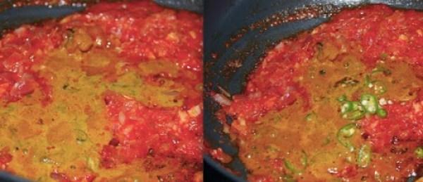 Panner butter masala step 8