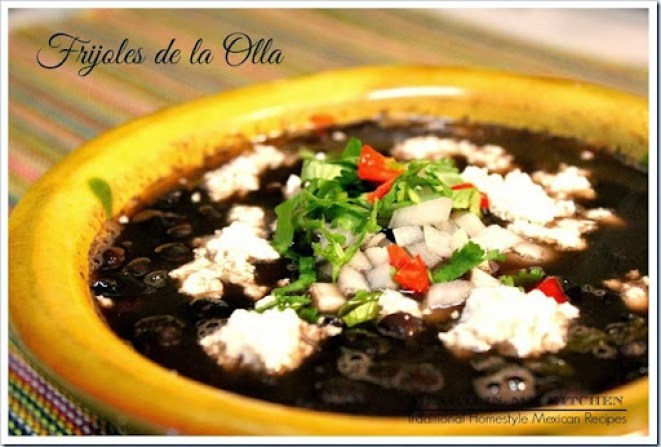 How To Make Mexican Beans  Frijoles Recipe   Authentic Mexican Recipe by Mexico in My Kitchen