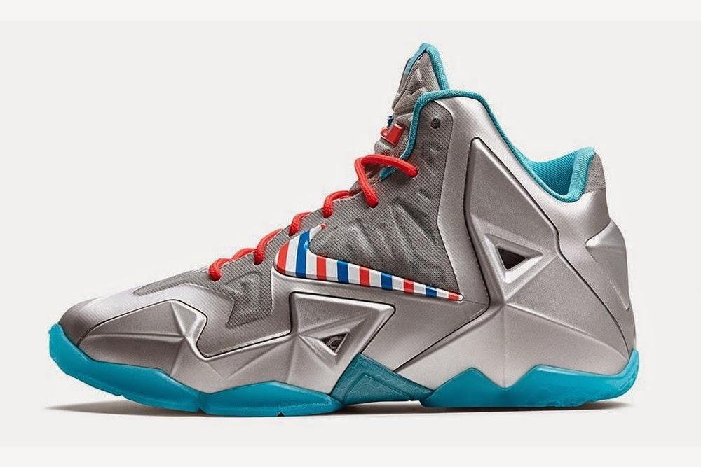 Kids Lebron James Basketball Shoes