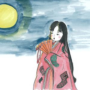 Storytelling book Kaguya-hime