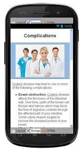 Crohns Disease & Symptoms screenshot 5