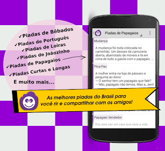 2000 Piadas Engraçadas Brasil screenshot 0