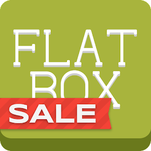 FlatBox - Icon Pack apk