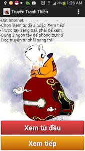 Truyện Tranh Thiền - Phật Giáo screenshot 0