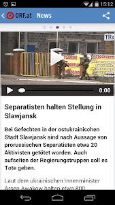 ORF.at News screenshot 4