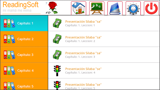 Learn to Read Spanish screenshot 14