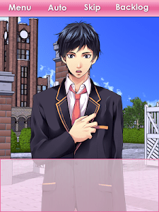 乙女ゲーム「ミッドナイト・ライブラリ」【利波裕太ルート】 screenshot 4