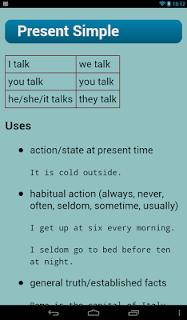 English Verbs screenshot 07