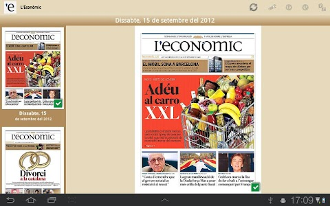 L'Econòmic screenshot 1