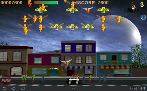 Bugs Invasion screenshot 6