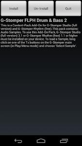 G-Stomper FLPH Drum & Bass 2 screenshot 0