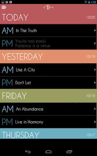 Daily Bible Devotion screenshot 06