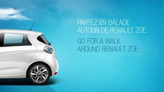 Renault ZOE für DE screenshot 14