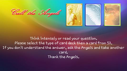 Call the Angels Free Demo screenshot 1