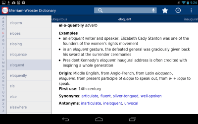 Look It Up, Merriam-Webster: full version free software ...