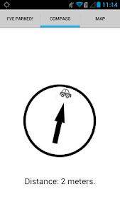 Parking Compass screenshot 2