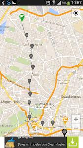 Rutas Metro y Metrobús DF screenshot 5