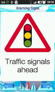 Driving  Rules & Traffic Signs screenshot 0