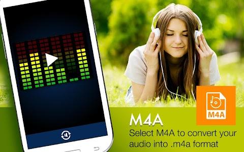Audio Converter screenshot 3