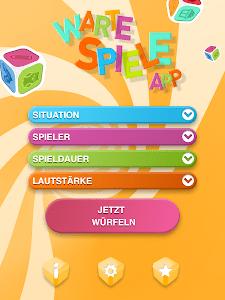 Warte-Spiele-App screenshot 5