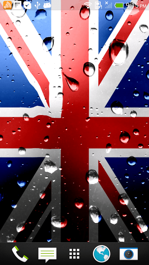 Union Jack Iphone Wallpaper Uk Flag Live Wallpaper Android Apps On Google Play