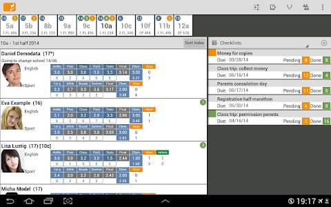 TAPUCATE - Teacher App screenshot 4