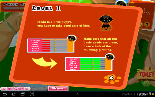 My Sweet Dog - Free Game screenshot 08
