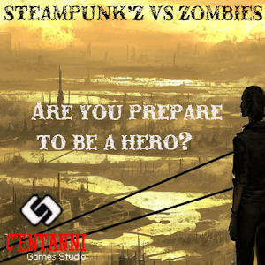 Steampunk'z Vs Zombies