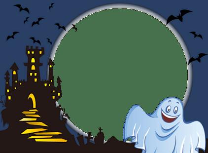 halloween frames apps on