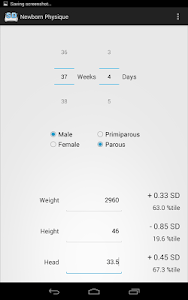 Newborn Physique screenshot 5
