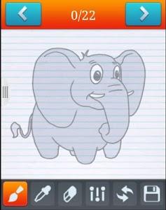 How To Draw Animal, Car, House screenshot 2