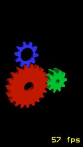 Gears screenshot 0
