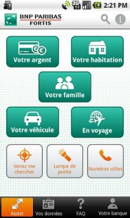 BNP Paribas Fortis Assist APK