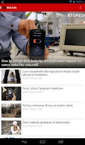 Dnevni avaz screenshot 11