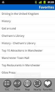 Manchester, UK - FREE Guide screenshot 7