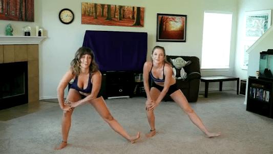 Fun Dance Exercise Workout screenshot 0