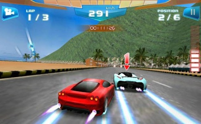 Fast Racing 3d Android Apps On Google Play