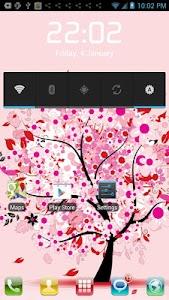 Love Tree Live Wallpaper screenshot 2
