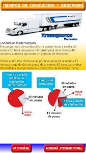 TRANSPORTE TERRESTRE screenshot 5