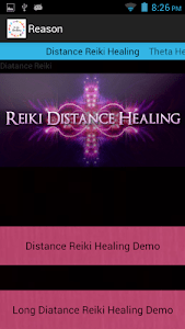 Reiki Heal screenshot 3