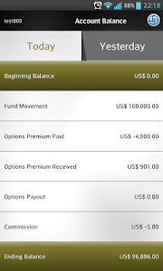 HTI Binary Options screenshot 4