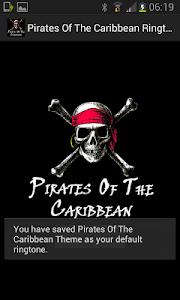 Pirates of The Caribbean screenshot 1