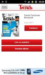 Trends - Tendances screenshot 0