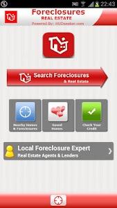 Foreclosures Real Estate screenshot 0