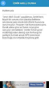 İzmir Akıllı Durak screenshot 23