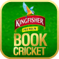 Kingfisher Book Cricket icon