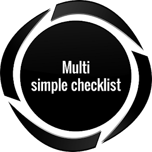 download Multi Simple Checklist Pro apk